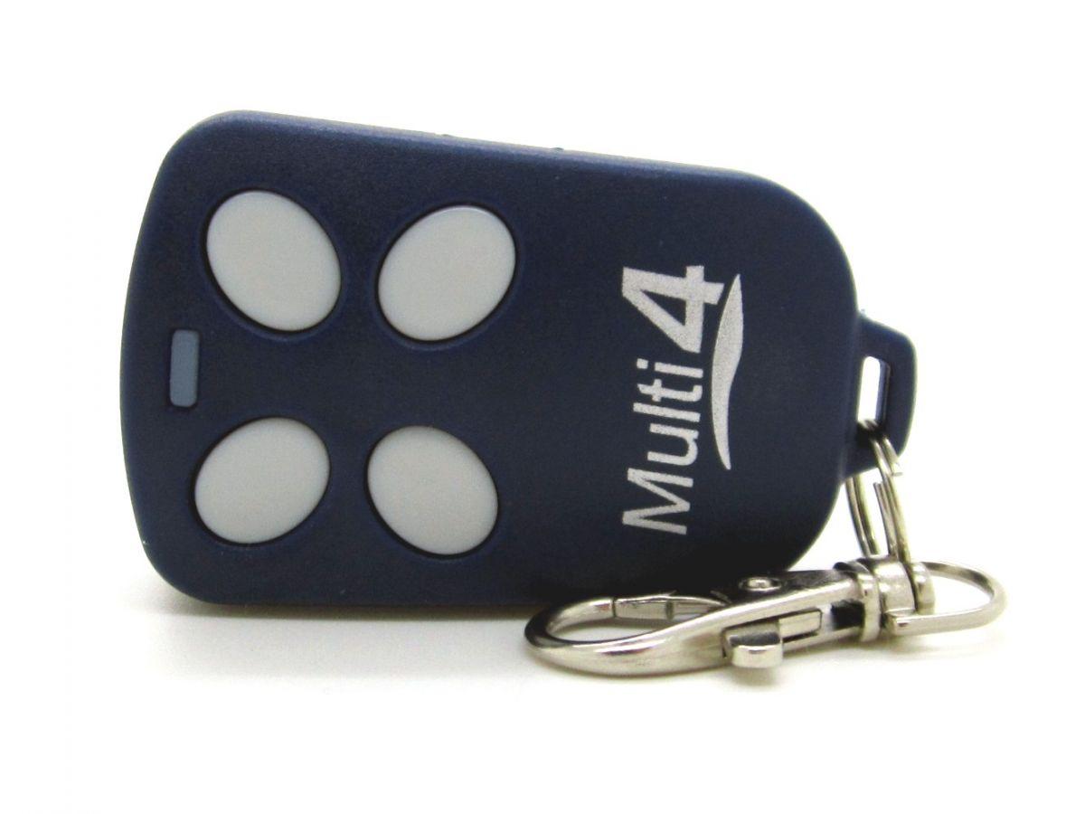 Пульт (брелок) для ворот и шлагбаума Multi 4 (CAME TOP-432na, TOP-432sa, TAM-432na)