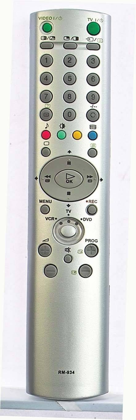 Пульты для Sony RM-934 (TV)