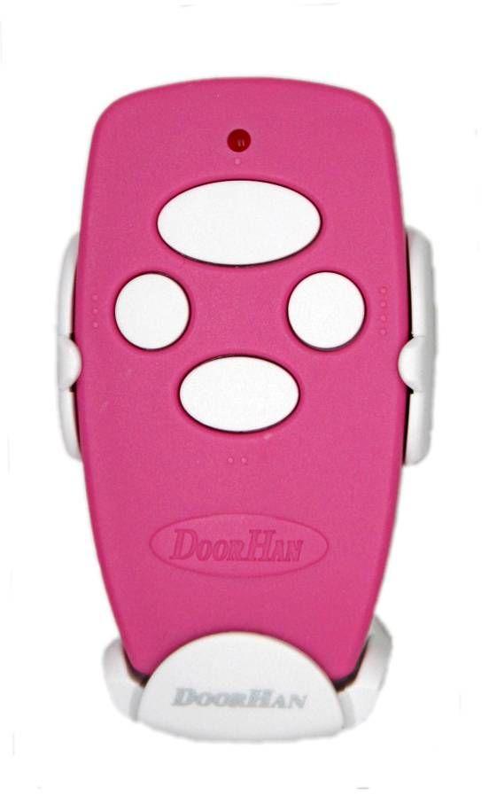 Пульт Doorhan Transmitter 4 розовый