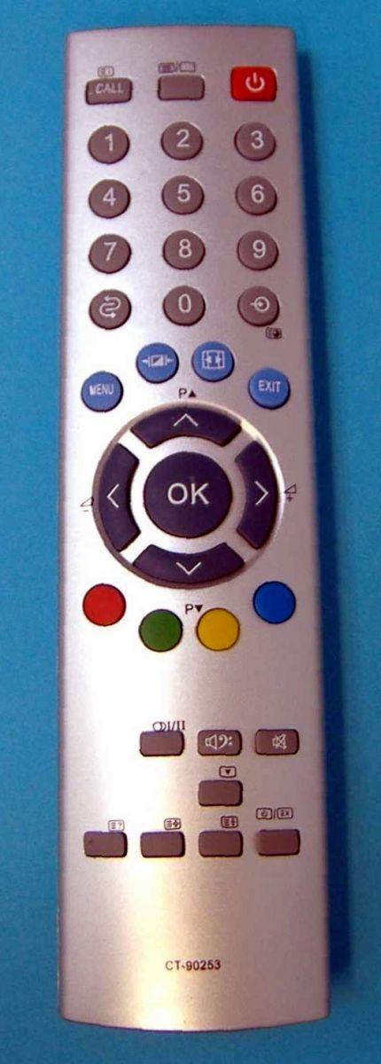 для Toshiba CT-90253 (TV) (26WL65R, 26WL66R, 26WL66Zs, 37WL65R, 37WL66R, 42WL66R)