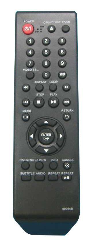 Пульт для Samsung 00054B (DVD) (DVD-P171, DVD-P465)
