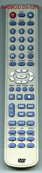 Daewoo 1350 =(DVD player DV-700S) (DV-500S, DV-700, DVG-8500N)