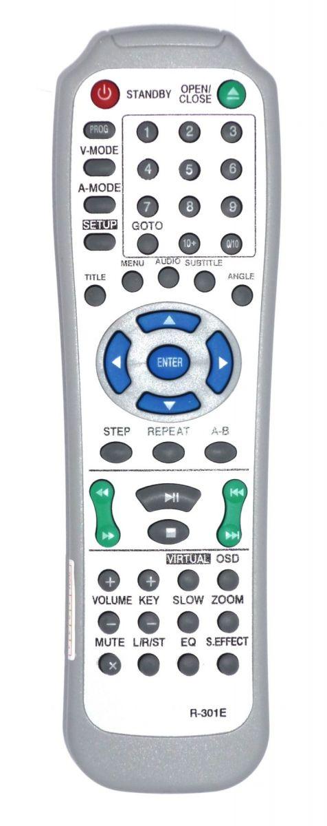HYUNDAI DVD R-301E , RC-D010E (H-DVD5000n, H-DVD5004, H-DVD5010, H-DVD5032, H-DVD5047-N)