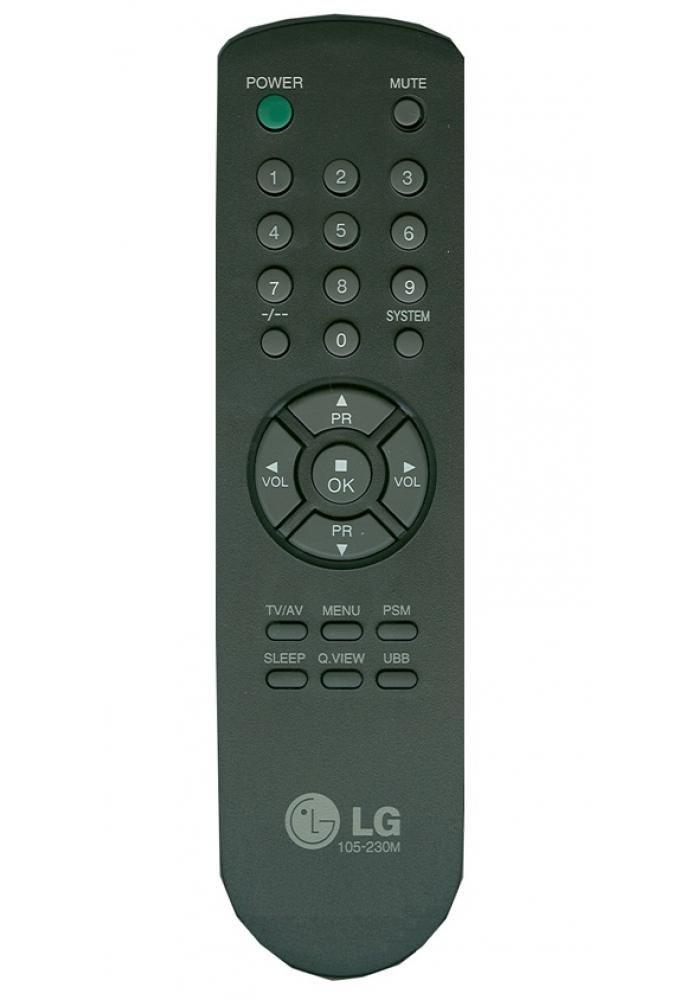 LG 105-230M (TV) (CF-20E40,