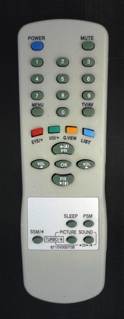 LG/ROLSEN 6710V00070B (TV)