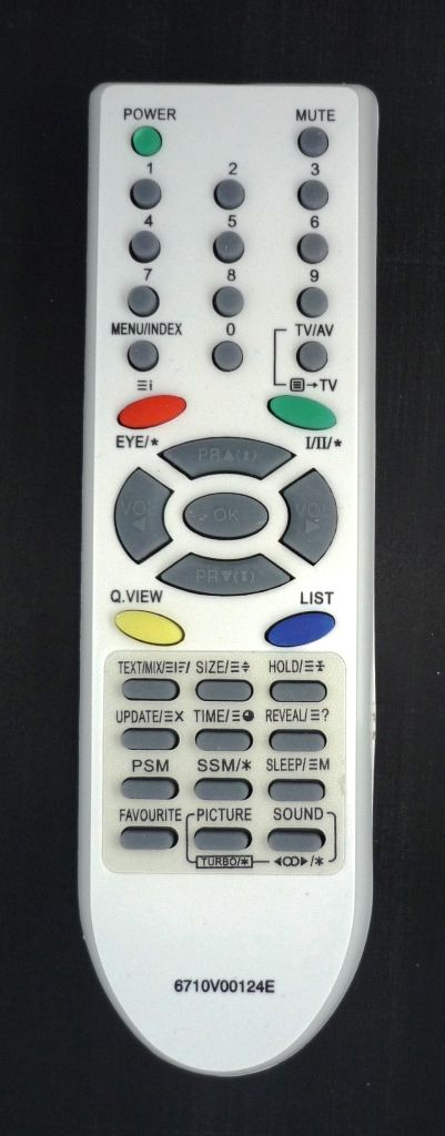 LG 6710V00124E (TV)