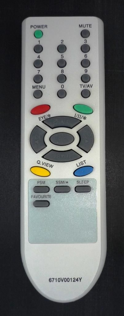 LG 6710V00124Y (TV) (21FC1RB,