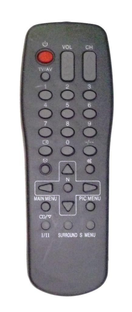 Panasonic EUR501390 (TV) (TC-14D2, TC-14D3, TC-14F2, TC-14L10M3, TC-14S80R2, TC-14SV2, TC-14X2, TC-14X2T, TC-14Z88R, TC-16L10R2, TC-20S10M2, TC-21D2, TC-21D3, TC-21D3T, TC-21G10R, TC-21G10T)