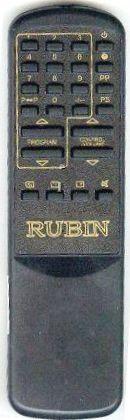 Rubin RC-500 (TV)  без  t/t (37M04-1, 54M04, 55M04)