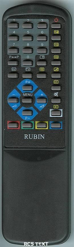 телевизор рубин 55м04-1 инструкция img-1