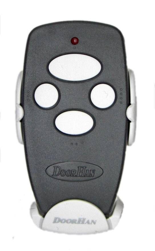 Пульт Doorhan Transmitter 4 черный