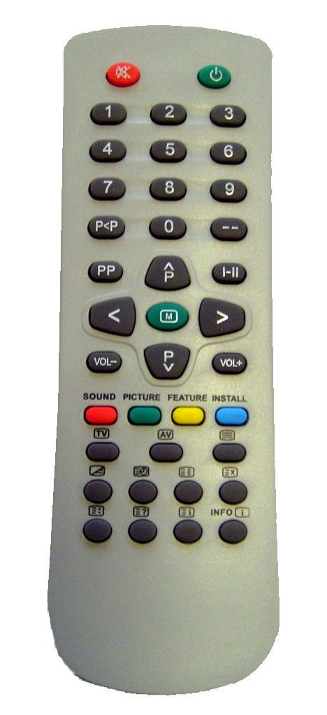 Пульт для Vestel SF-148 (TV c t/t)