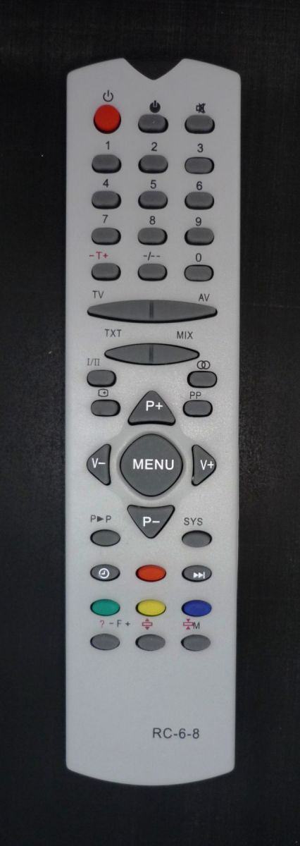 Horizont RC-6-8 (TV с t/t)