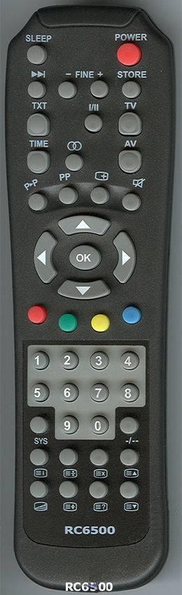 Horizont RC-6500 (TV)