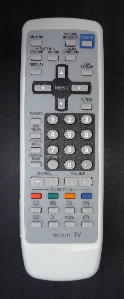 JVC RM-C1311 (TV) (AV-2132Y1)