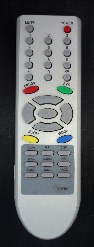 LG 55K8A (TV)