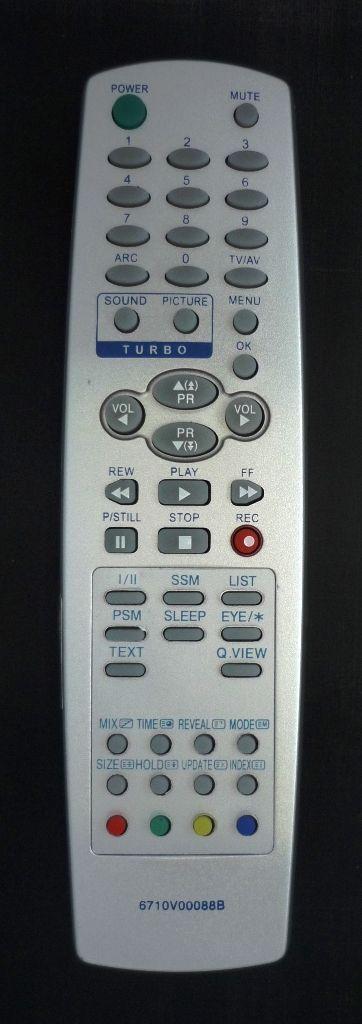 LG 6710V00088B (TV) (RT-29FB70RB, CT-25Q20RQ)