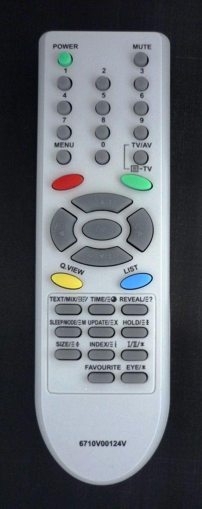 LG 6710V00124V (TV) (21FS2RLX, 29FX6ALX)