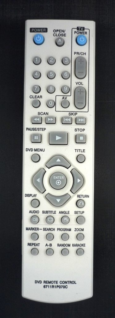 LG 6711R1P070C (DVDplayer+karaoke) (DK-477XB, DK-479XB, DKE-573XB, DKE-574XB, DKE-575XB, DKE-577XB, DKE-578XB, DV-489X)