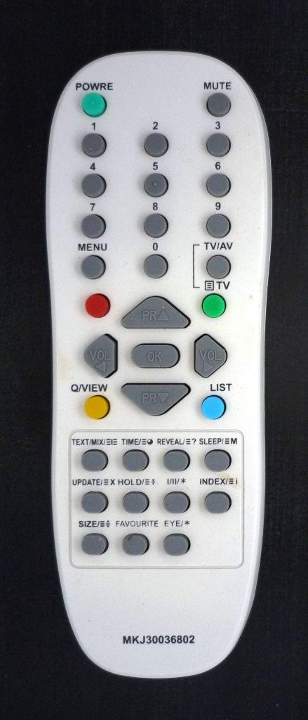 LG MKJ30036802 (TV) (29FS4ALX-ZG, 21FS4RLX, 21FS4RLX-ZV)