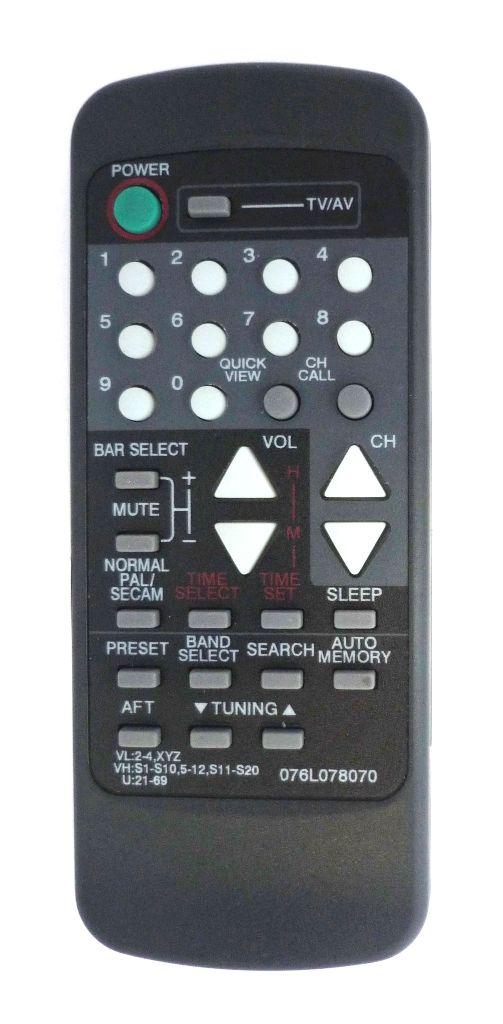 Orion 076L078070 (TV) (TV-1402MK9, TV-1421MK9, TV-1450MK5, TV-2002MK9, TV-2050MK5, TV-20JMKII, TV-2102MK9, TV-2180MKII, TV-T20MS)