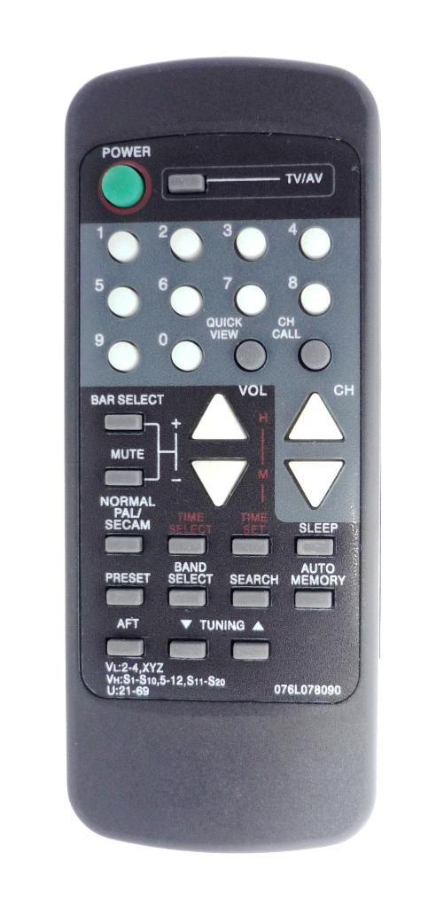 Orion 076L078090 (TV) (1402MK9, 1421MK9, TV-1450MK5, TV-2002MK9, TV-2050MK5, TV-20JMKII, TV-2102MK9, TV-2180JMKII, TV-T20MS)