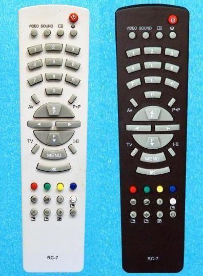 Rubin/Rolsen RC-7 (TV) (37M10-2, 37M10T-2, 51M10-2, 51M10T-2, 51TRIANCLE, 55FM09T-8, 55FS07T, 55FS10-TP, 55M10-1, 55M10-2, 55M10T-2, 55S10T-1, 72S10T-5)